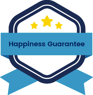 Happiness Guarantee Icon